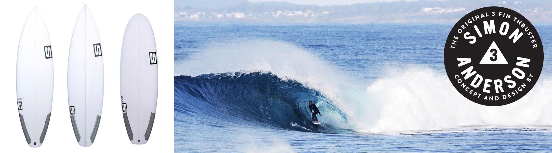 Simon Anderson Surfboards Western Australia