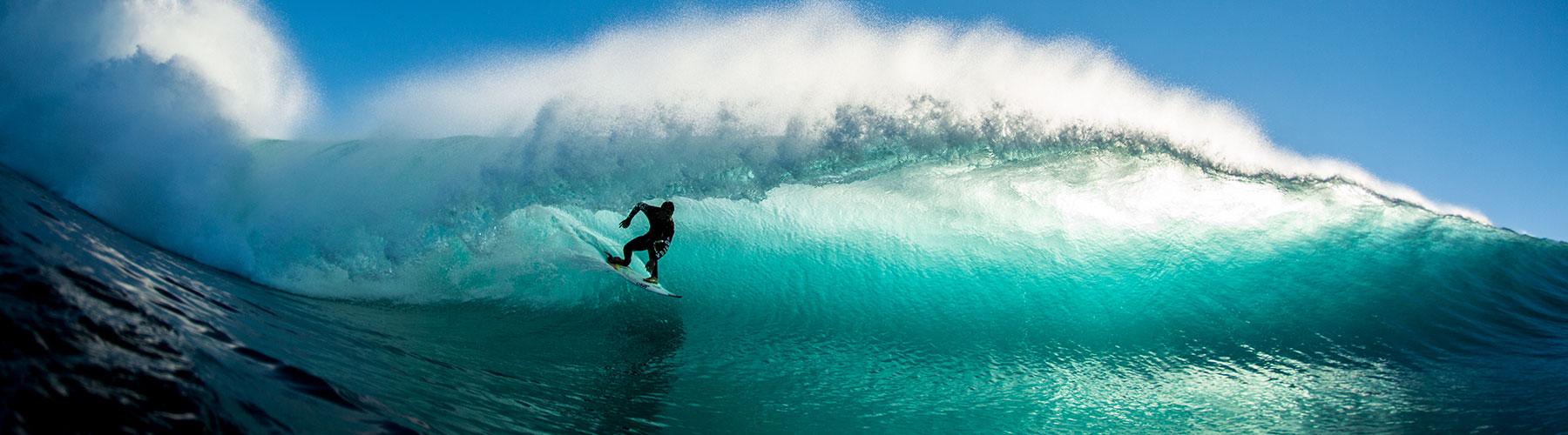 Surfing Kalbarri