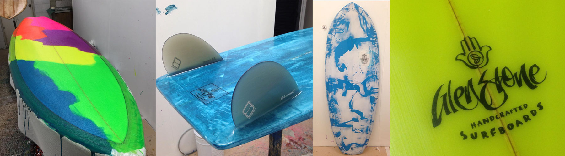 Glen Stone Designs Surfboards
