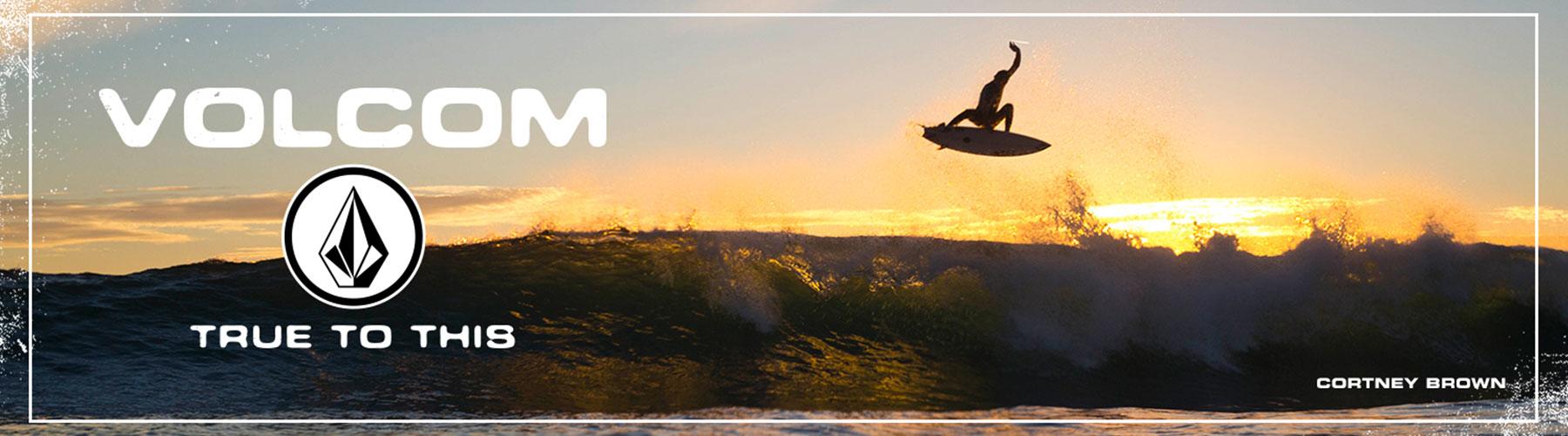 Volcom Surfing
